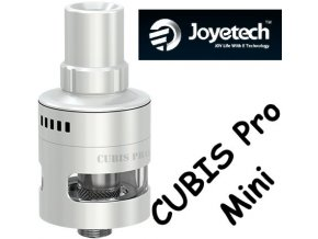4022 joyetech cubis pro mini clearomizer 2ml white
