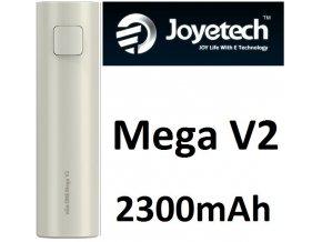 10288 joyetech ego one mega v2 baterie 2300mah white