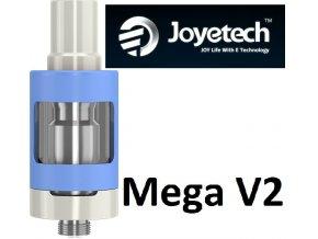 3743 joyetech ego one mega v2 clearomizer 4ml blue