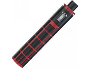 7577 joyetech ego one tfta elektronicka cigareta 2300mah black red