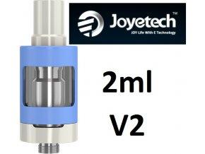 3725 joyetech ego one v2 clearomizer 2ml blue