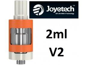 3728 joyetech ego one v2 clearomizer 2ml orange