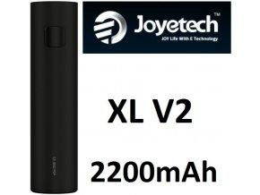 3707 joyetech ego one xl v2 baterie 2200mah black