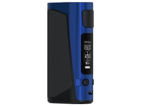 7658 joyetech evic primo mini tc 80w grip easy kit blue