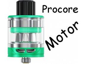 11465 joyetech procore motor clearomizer cyan