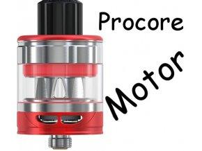 11468 joyetech procore motor clearomizer red