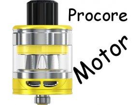 11474 joyetech procore motor clearomizer yellow