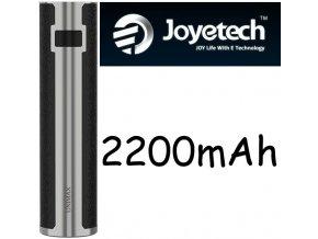 5507 joyetech unimax 22 baterie stribrno cerna 2200mah