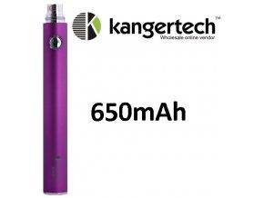 1472 kangertech evod baterie 650mah purple