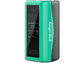 13669 kangertech iken grip 5100mah easy kit green