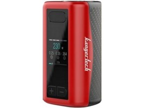 13675 kangertech iken grip 5100mah easy kit red