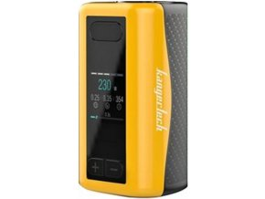 13678 kangertech iken grip 5100mah easy kit yellow