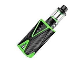 34458 kangertech spider tc 200w grip 4200mah full kit green