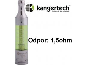2030 kangertech t3d clearomizer 1 5ohm 2 2ml green
