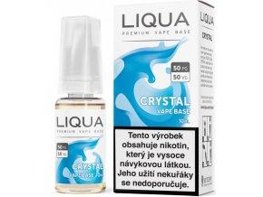 LIQUA CZ Crystal Vape Base 10ml-18mg