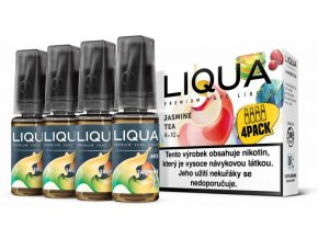 LIQUA MIX 4Pack Jasmine Tea 10ml 6mg