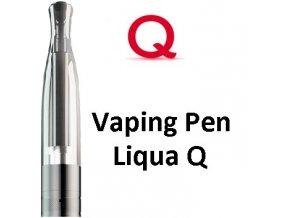 2210 1 liqua q vaping pen clearomizer 1 8ohm 2ml black