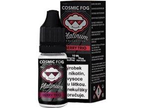 55280 liquid cosmic fog platinum berry trio 10ml 0mg