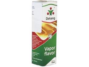 9380 liquid dekang silver cappuccino 10ml 0mg kapucino