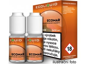 44287 liquid ecoliquid premium 2pack ecomar 2x10ml 3mg