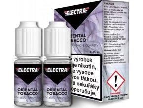 48826 liquid electra 2pack oriental tobacco 2x10ml 16mg