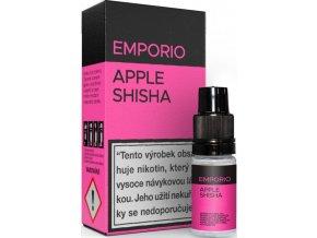 10943 1 liquid emporio apple shisha 10ml 15mg