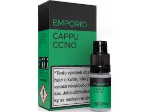 11015 1 liquid emporio cappuccino 10ml 15mg
