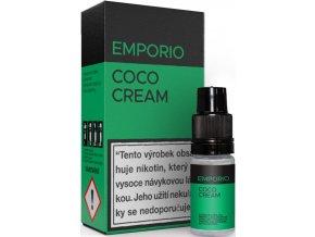 11039 1 liquid emporio coco cream 10ml 15mg