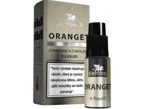 11138 liquid emporio oranget 10ml 18mg
