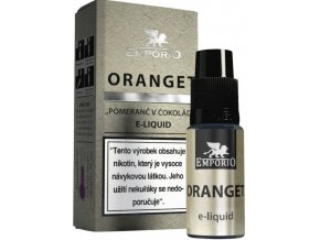 11144 liquid emporio oranget 10ml 6mg