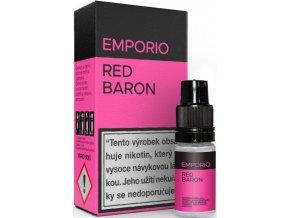 11207 1 liquid emporio red baron 10ml 15mg