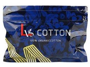 Lvs Vape Combed Organická bavlna