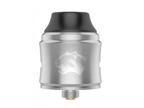 63086 3 obs cheetah 3 rda clearomizer silver