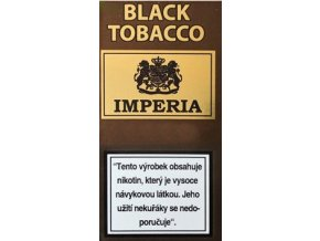 49191 ochucena baze imperia black tobacco 10ml 12mg