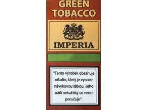 49251 ochucena baze imperia green tobacco 10ml 18mg