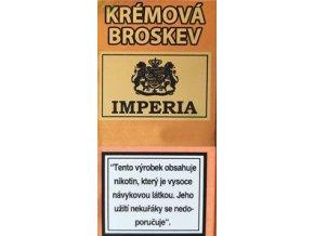 49233 ochucena baze imperia kremova broskev 10ml 18mg