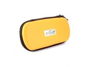 pouzdro na elektronickou cigaretu ego xxl oranzove orange