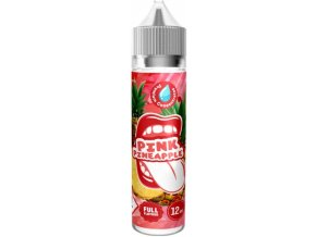 65723 1 prichut big mouth shake and vape 12ml classical pink pineapple