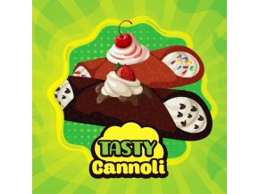 12606 prichut big mouth tasty cannoli