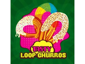 12612 prichut big mouth tasty loop churros