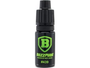bozz pure 10ml 439 muffin s boruvkami