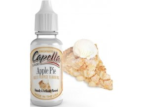 44847 prichut capella 13ml apple pie jablecny kolac