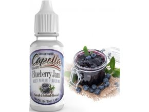 4151 prichut capella 13ml blueberry jam boruvkovy dzem