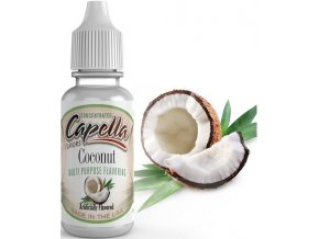 4184 prichut capella 13ml coconut kokos