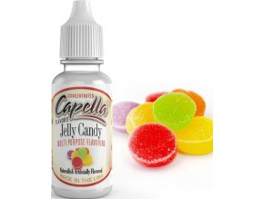 4244 prichut capella 13ml jelly candy zele bonbony