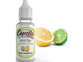 4250 prichut capella 13ml lemon lime citron a limetka