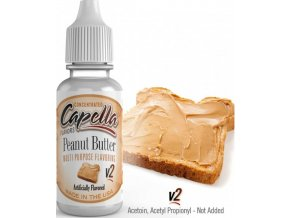 45654 prichut capella 13ml peanut butter arasidove maslo