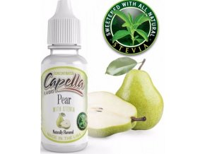 24010 prichut capella 13ml pear hruska