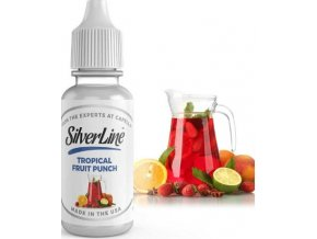 65231 prichut capella silver line 13ml tropical fruit punch