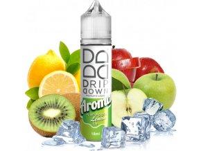 Příchuť Drip Down Shake and Vape Kiwi Apple Lemon 18ml